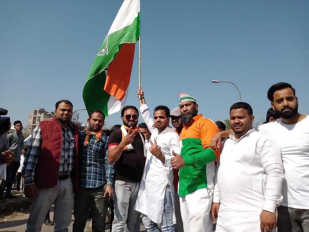 چودھری زبیر نے چوہان بانگر وارڈ میں فتح کے بعد کہا 'یہ وارڈ کے زندہ دل عوام کی جیت ہے'