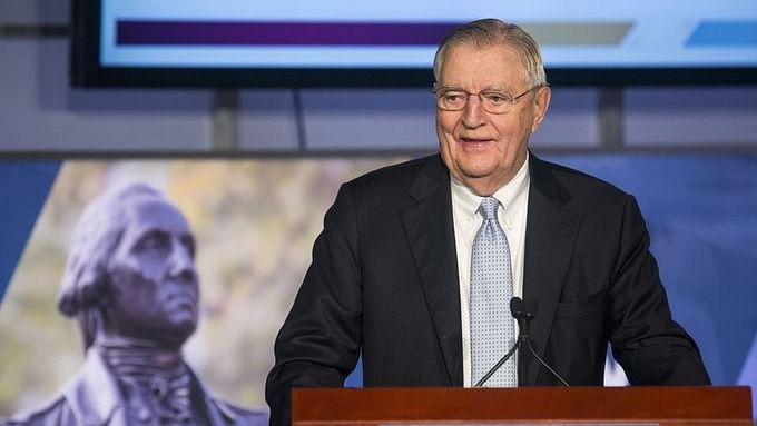 امریکہ کے سابق نائب صدر والٹر ایف مونڈیل کا انتقال