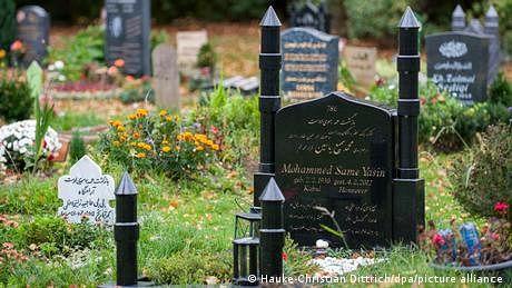 کوشش رنگ لائی،جرمنی میں مسلمانوں کو تابوت کے بغیر تدفین کی اجازت ملی