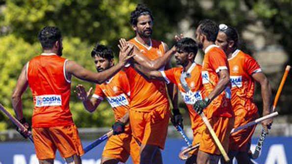 ہاکی: ہندوستان نے اولمپک چیمپئن ارجنٹینا کو 4-3 سے شکست دی