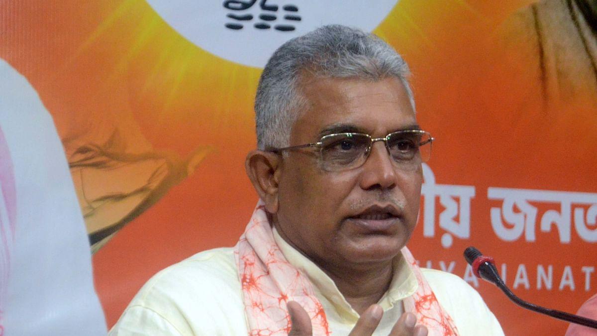 بنگال: الیکشن کمیشن نے بی جے پی لیڈر شبھیندو ادھیکاری اور دلیپ گھوش کو لگائی پھٹکار، راہل سنہا پر 24 گھنٹے کی پابندی
