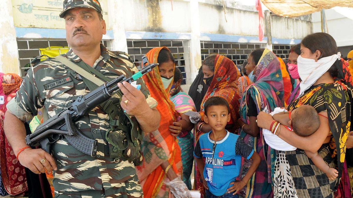 مغربی بنگال: تیسرے مرحلے کی پولنگ میں بھی 80 فیصد سے زاید پولنگ، کولکاتا کے 8 ریٹرننگ افسران کا تبادلہ