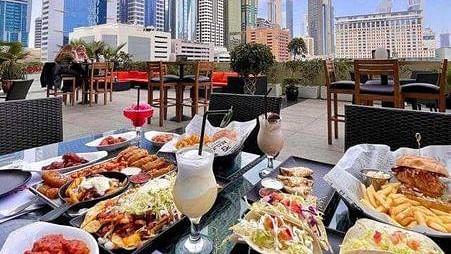 بدلتا دبئی: رمضان میں روزے کے اوقات میں صارفین کو کھانا دینے کی اجازت