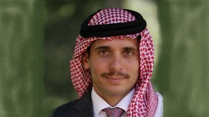 شہزادہ حمزہ، تصویر آئی اے این ایس
