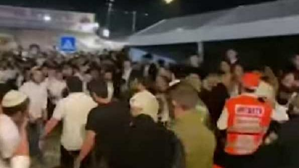 اسرائیل: یہودیوں کے مذہبی مقام پر بھگدڑ، 44 افراد ہلاک