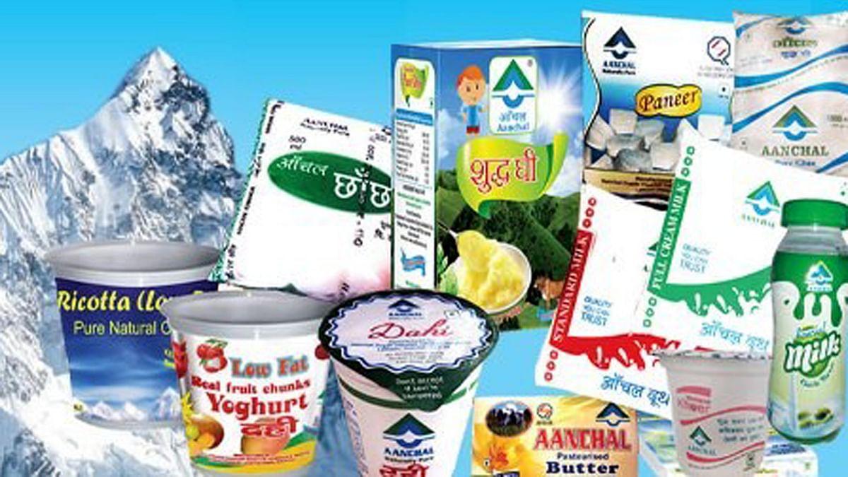 نینی تال: دودھ کی 27 مصنوعات کے داموں میں اضافہ
