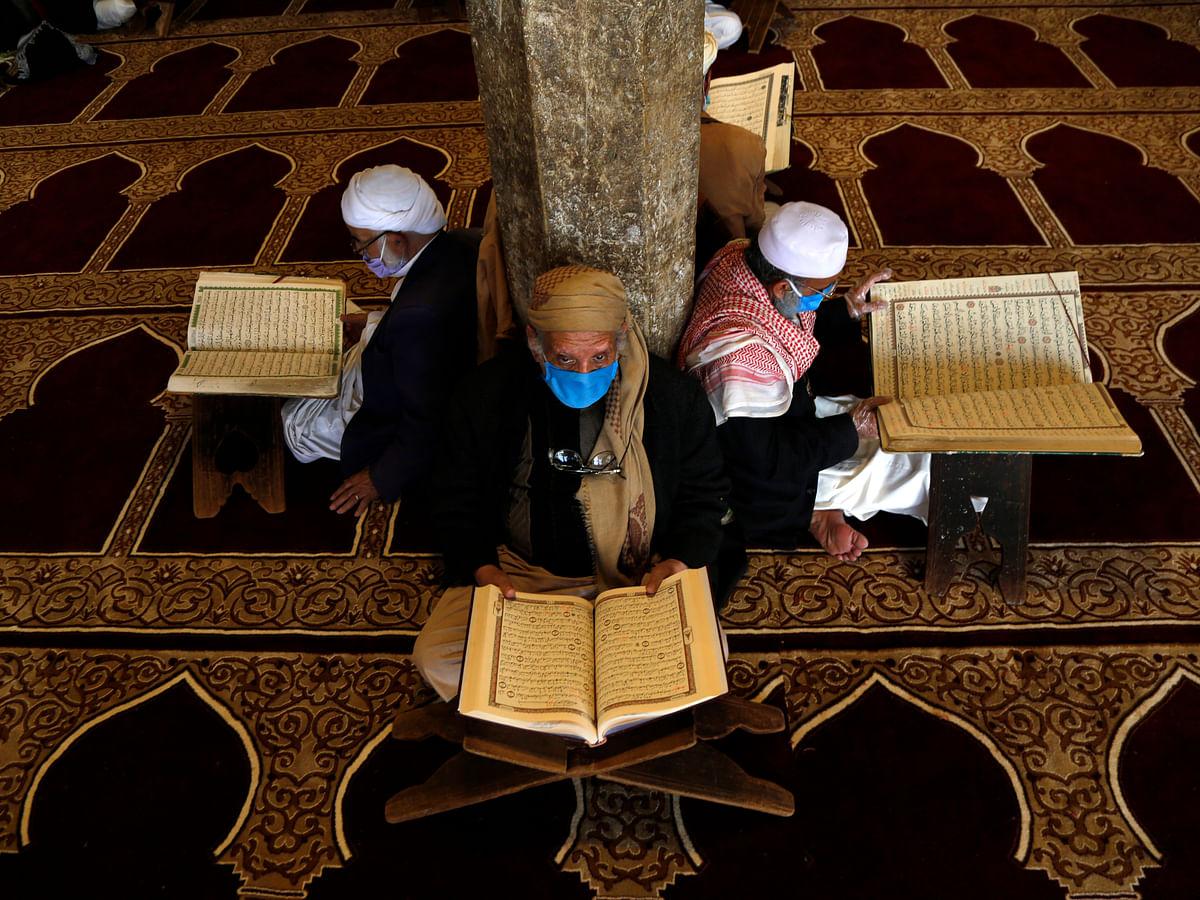 رمضان کا آغاز / Getyy Images