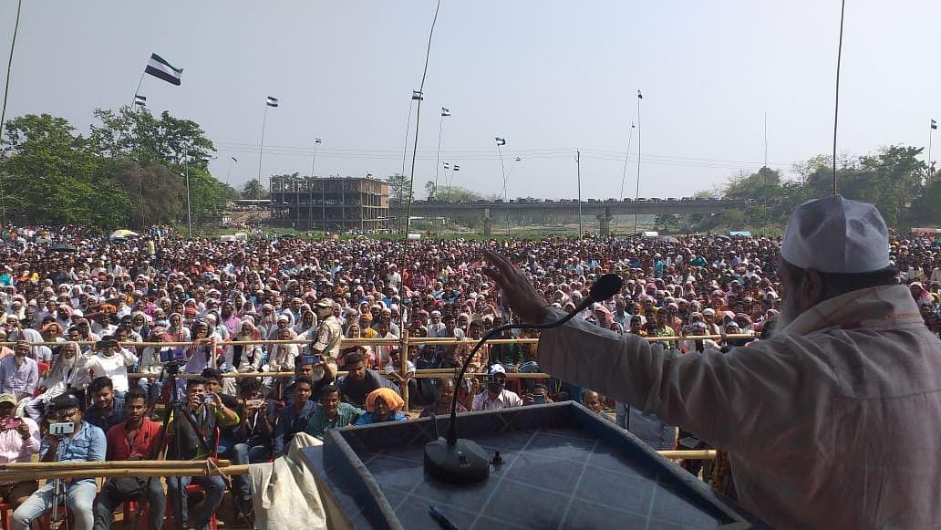 آسام اسمبلی انتخابات: تیسرے مرحلہ میں مسلمان 'کنگ میکر'! بی جے پی کے بھی 9 امیدوار میدان میں