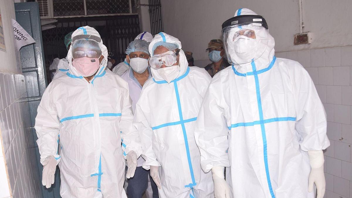 کورونا وائرس: تمام ریکارڈ ٹوٹے، ایک دن میں ایک لاکھ سے زیادہ نئے معاملے، 478 افراد کی موت