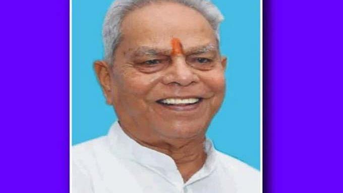 سماجوادی رہنما اور سابق وزیر بھگوتی سنگھ کا انتقال