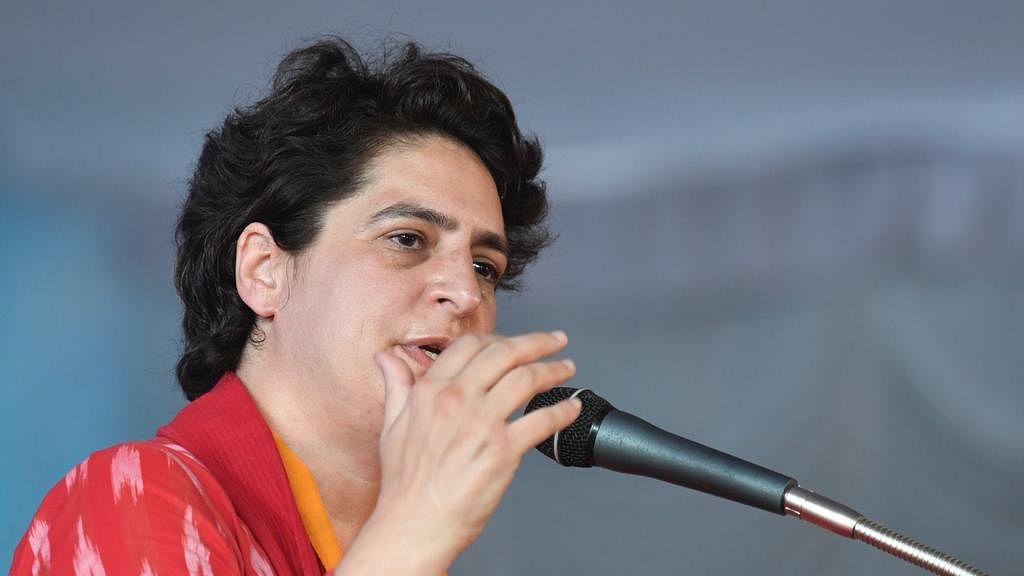 سی بی ایس ای امتحان کے انعقاد پر حکومت نظرثانی کرے: پرینکا گاندھی