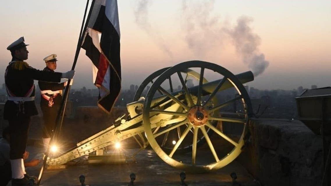مصر: صلاح الدین ایوبی قلعے میں نصب سحر و افطار توپ روزہ داروں کے لیے 30 سال بعد دوبارہ تیار