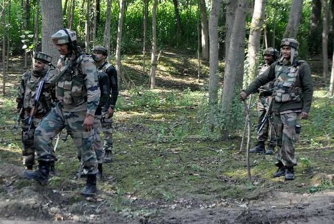 بارہمولہ شوٹ آوٹ میں ایک مقامی ملی ٹینٹ ہلاک: کشمیر پولیس