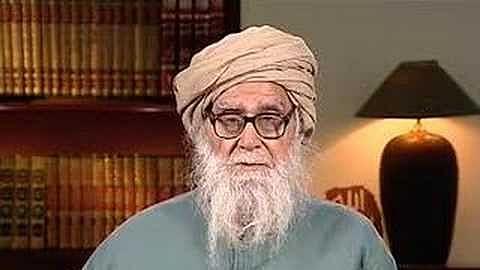 ہندوستان کے معروف اسلامی اسکالر وحیدالدین خان  نہیں رہے