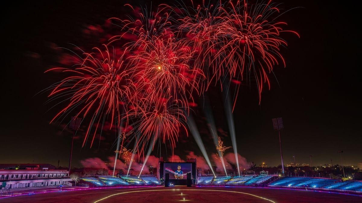 آئی پی ایل 2021: شاندار تقریب کے دوران راجستھان رائلز کی نئی جرسی لانچ
