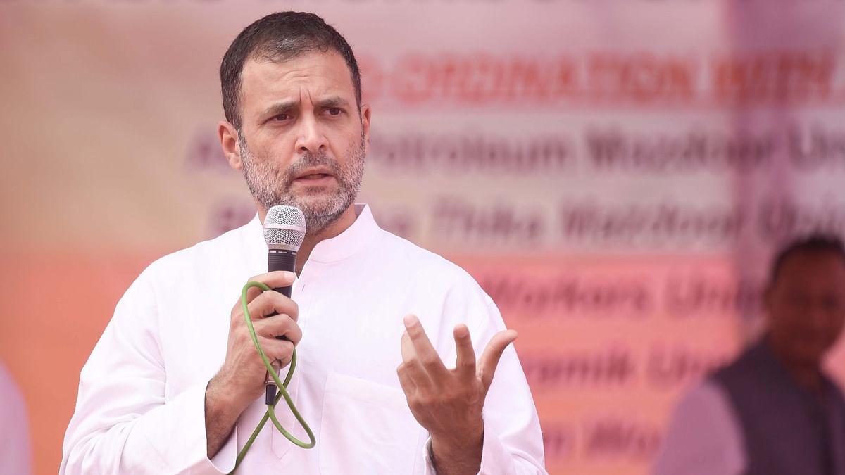 کورونا بحران کے دوران راہل گاندھی نے مغربی بنگال کی اپنی تمام انتخابی ریلیاں منسوخ کر دیں