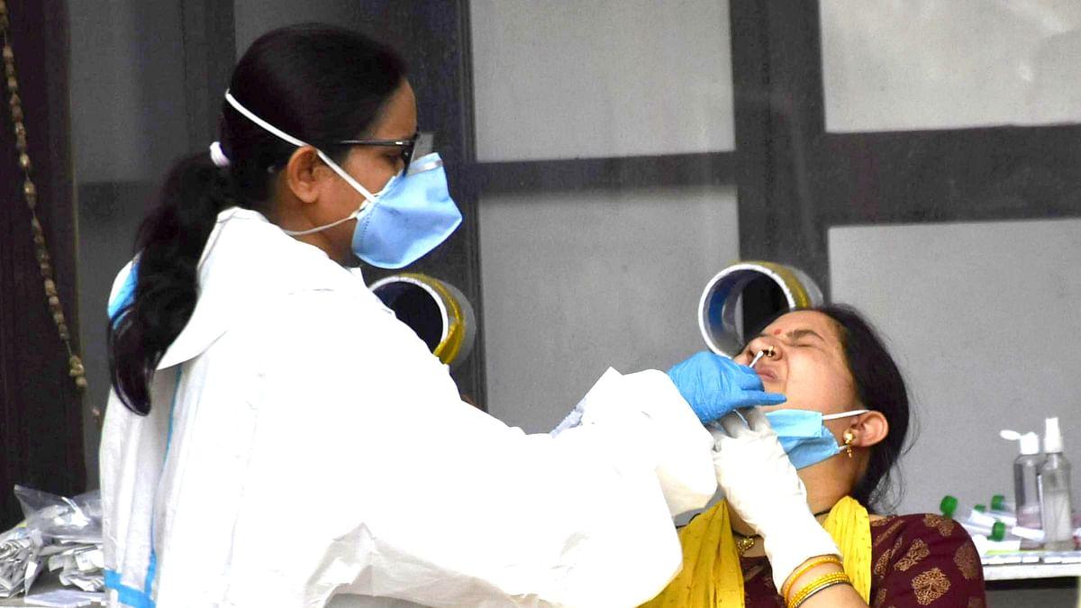 مدھیہ پردیش: اندور ضلع میں ایک دن میں ریکارڈ 1552 کورونا کے نئے معاملے، 6 کی موت