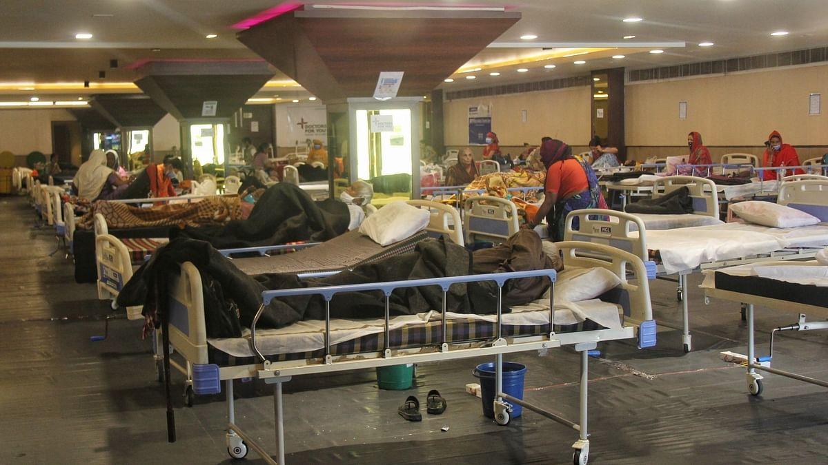 کورونا کا قہر جاری، ایک دن میں تین لاکھ 45 ہزار سے زیادہ متاثر، 2600 سے زیادہ اموات