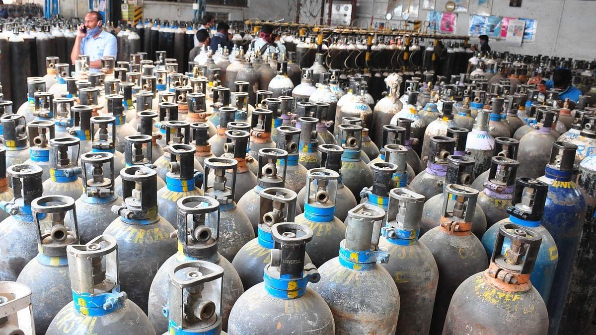 راجستھان: الور میں آکسیجن پلانٹ کی سکیورٹی میں اضافہ