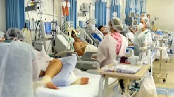 برازیل میں کورونا وائرس سے چار لاکھ سے زائد ہلاکتیں