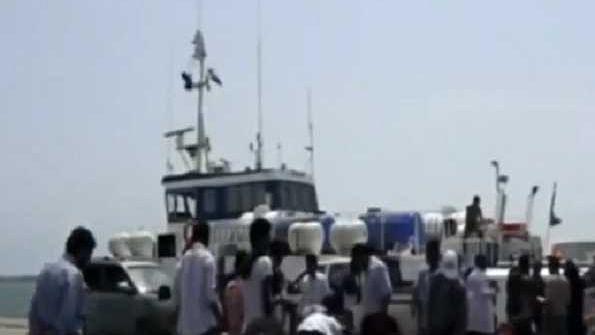 کشتی ڈوبنے سے یمن کے 42 مہاجروں کی موت
