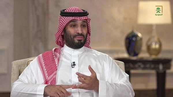 سعودی ولی عہد شہزادہ محمد بن سلمان / بشکریہ العربیہ ڈاٹ نیٹ