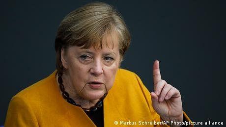 جرمنی میں لگ سکتا ہے مختصر لاک ڈاؤن!