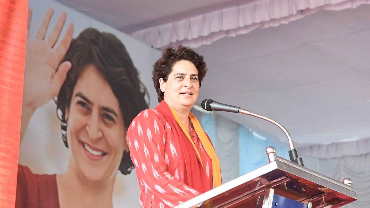 پرینکا گاندھی نے وزیر خزانہ سیتا رمن پر سادھا نشانہ، چوک یا انتخاب کے پیش نظر واپس لیا فیصلہ؟