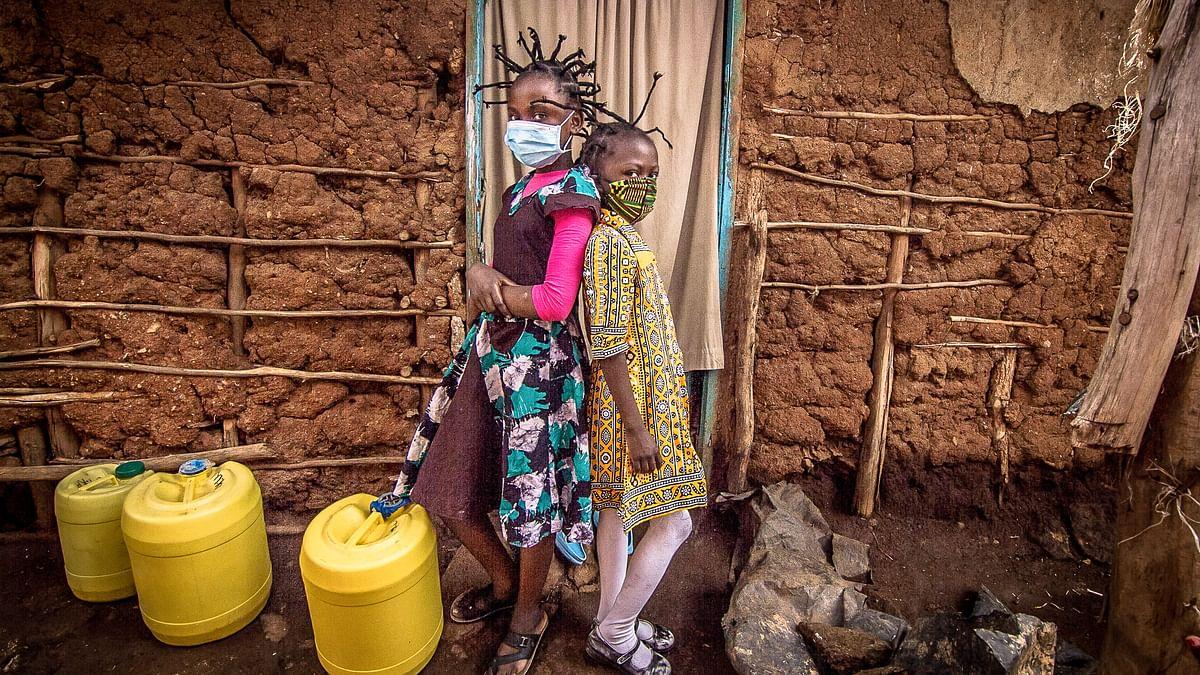 افریقہ میں کورونا متاثرین کی تعداد 45.46 لاکھ سے تجاوز