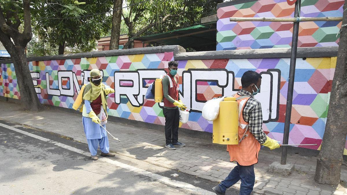 جھارکھنڈ: 'صحت سیکوریٹی ہفتہ' شروع، ضروری اشیاء کو چھوڑ کر سبھی سرگرمیاں بند