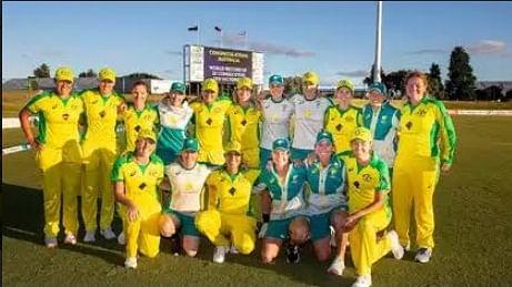 آسٹریلیا کی خواتین ٹیم نے نیوزی لینڈ کو دی شکست، مسلسل 22 میچ جیتنے کا بنایا ریکارڈ