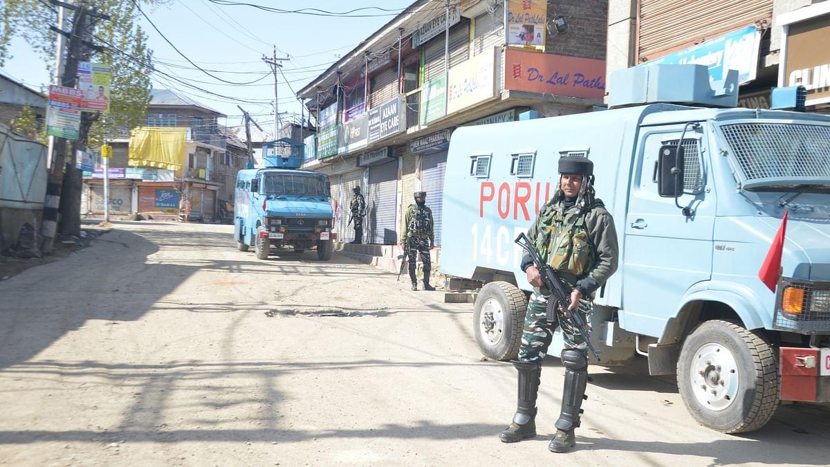 کشمیر: پلوامہ میں مسلح تصادم، 2 ملی ٹینٹ ہلاک