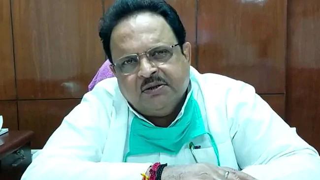 راجستھان میں کورونا مریضوں کے ٹھیک ہونے کی شرح 74 فیصد کے قریب: وزیر صحت رگھو شرما