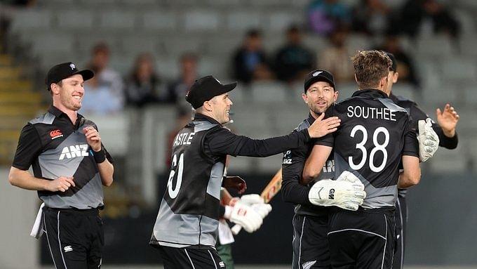 نیوزی لینڈ نے بنگلہ دیش کو کیا 3-0 سے کلین سوئپ