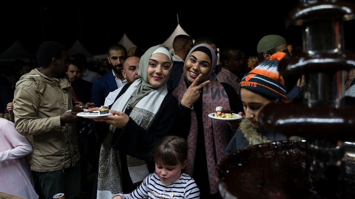 آسٹریلیا میں روزہ افطار کی فائل تصویر / Getty Images