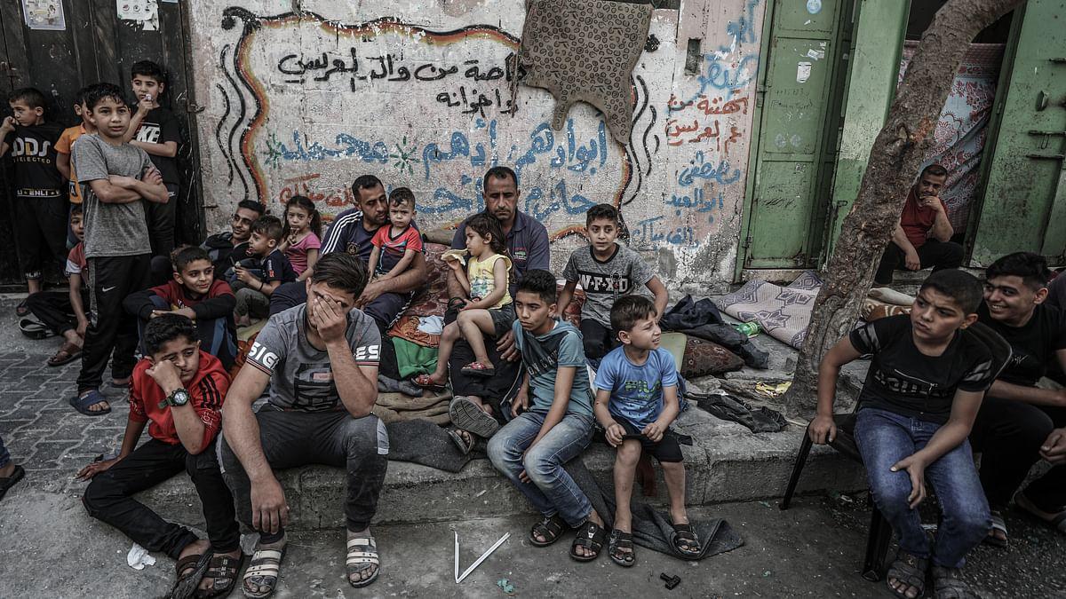 'غزہ پر حملوں کا حصہ نہیں بننا چاہتے' اطالوی بندرگاہ کے ورکروں کا اسرائیلی جہاز پر اسلحہ لادنے سے انکار