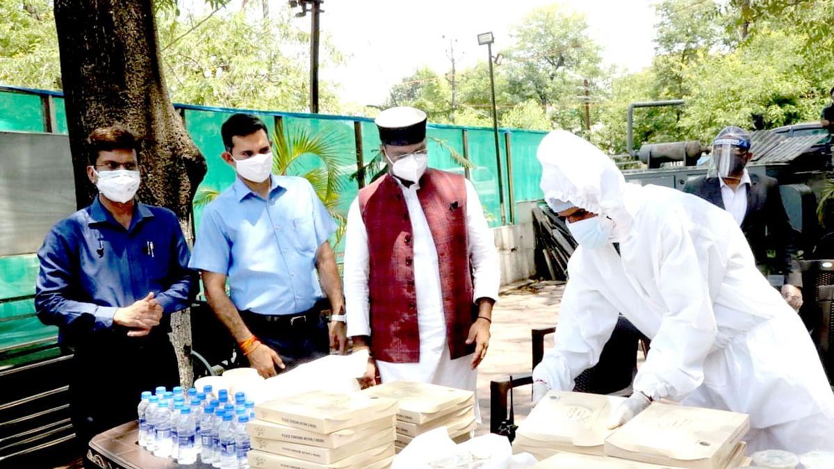 مدھیہ پردیش میں کورونا کی صورتحال قابو میں آ رہی ہے، وزیر داخلہ کا دعویٰ