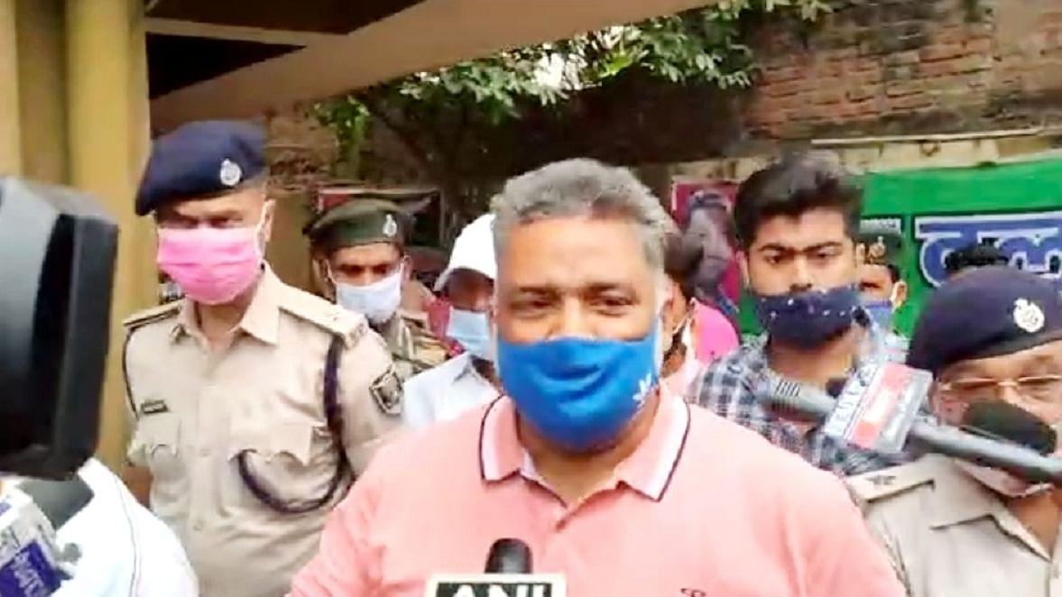 بی جے پی رکن پارلیمنٹ کے خلاف آواز اٹھانے والے پپو یادو گرفتار