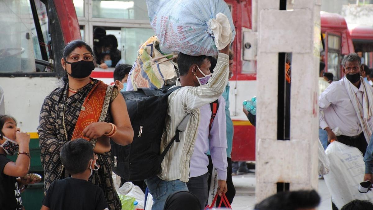 غیر منظم اور تعمیراتی شعبے کے مزدوروں کو 5000 روپے راحت دینے کا مطالبہ