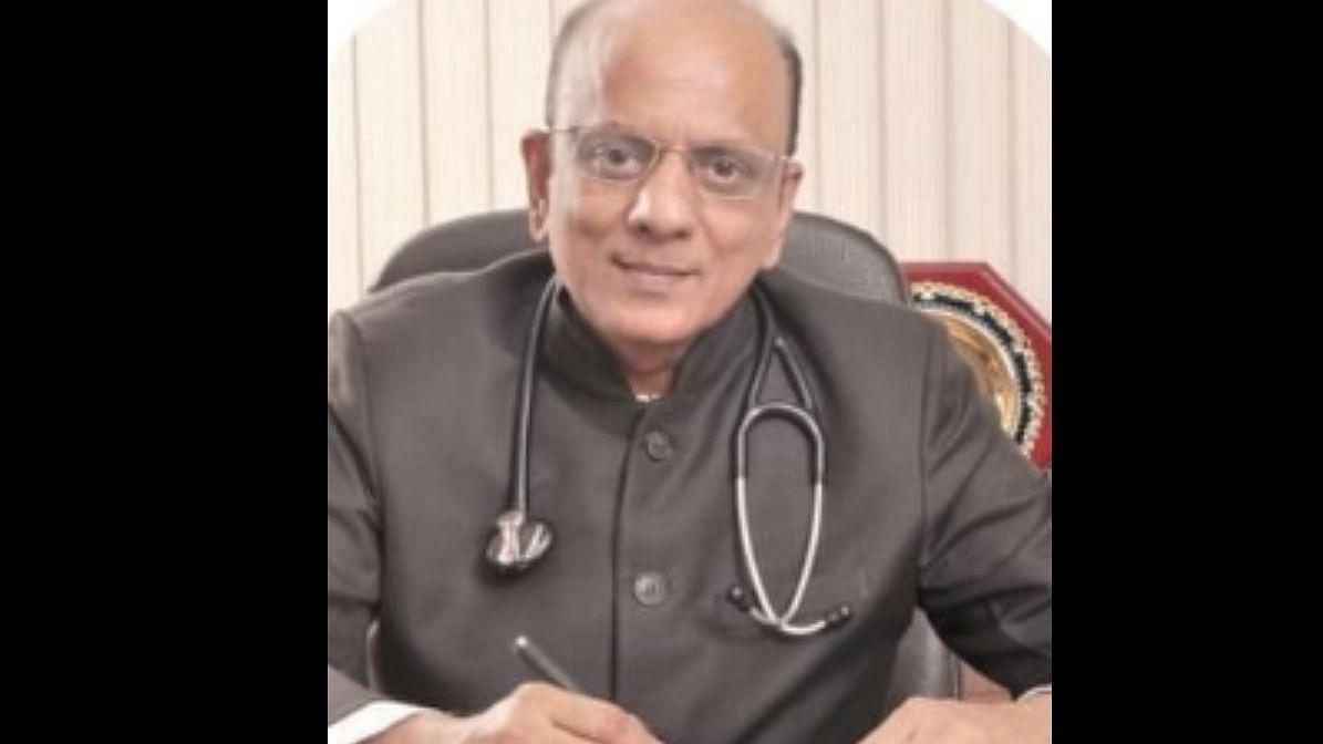 میڈیکل ایسوسی ایشن کے سابق سربراہ ڈاکٹر کے کے اگروال کا کورونا سے انتقال، ویکسین کی دونوں خوراکیں حاصل کر چکے تھے!