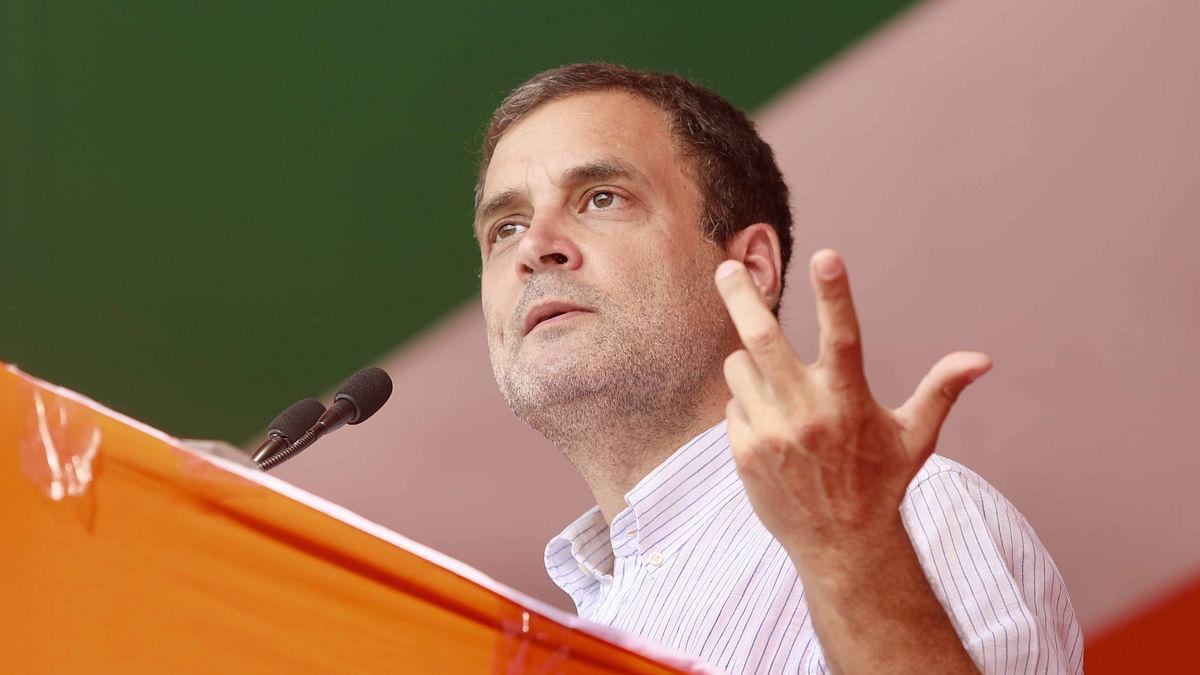 کورونا بحران: راہل گاندھی کا پی ایم مودی کے نام مکتوب 'عوام کی زندگیوں کی حفاظت کے لئے فوری اقدام اٹھائیں'