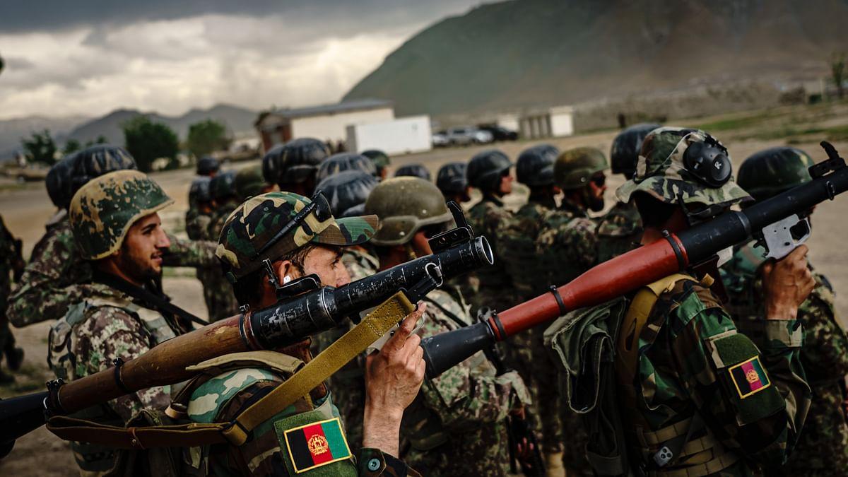 افغان فورسیز کا 50 طالبان عسکریت پسندوں کو ہلاک کرنے کا دعویٰ