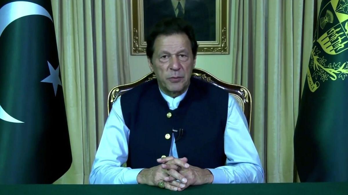 عمران خان، تصویر آئی اے این ایس