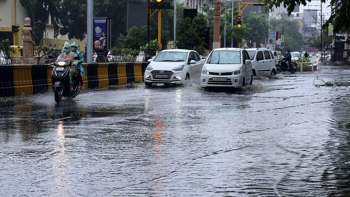 تاؤتے کے اثرات: گجرات کے تمام اضلاع میں بارشیں، ناڈیاڈ میں ریکارڈ 226 ملی میٹر بارش