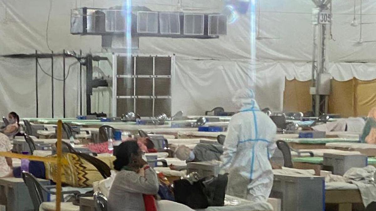 اتر پردیش: بی ایچ یو اسپتال کے تمام بستروں پر کورونا مریض بھرتی