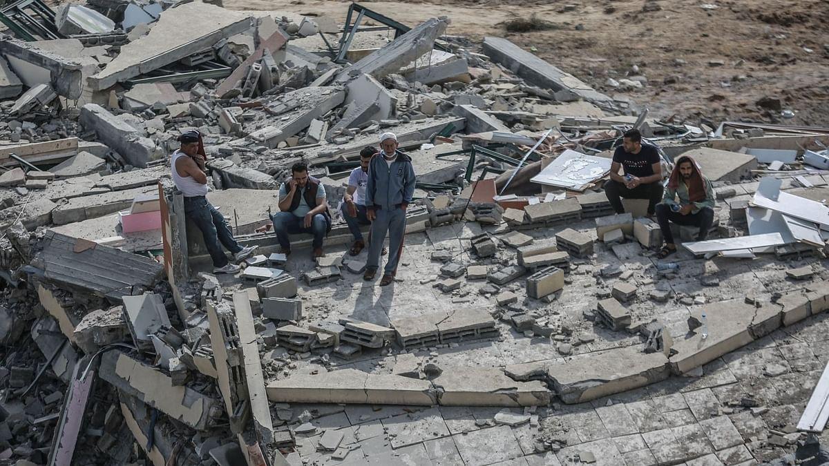 غزہ: جنگ بندی کا اعلان تو ہو گیا مگر اسرائیلی حملوں سے ہوئے نقصان کی تلافی کس طرح ہوگی؟
