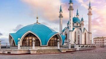 کُل شریف مسجد، روس