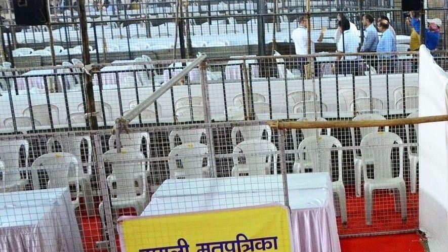 بنگال میں ووٹ شماری کی تیاریاں مکمل