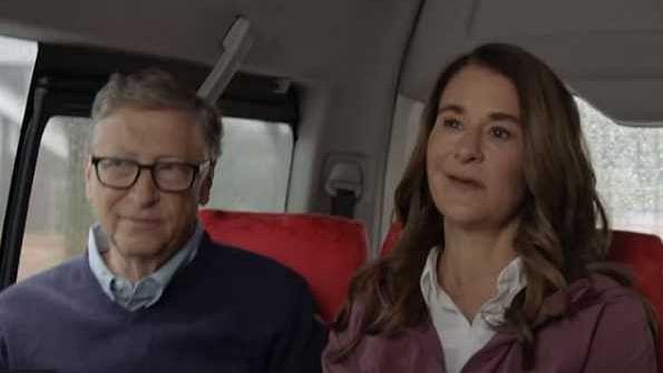 مائیکرو سافٹ کے شریک بانی بل گیٹس کا بیوی کو طلاق دینے کا اعلان