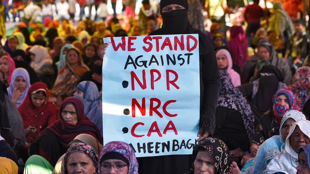 شاہین باغ میں سی اے اے مخالف مظاہرہ / Getty Images